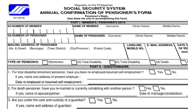 sss form e 1 How to get an sss number 1 download the sss e1 form and print two copies  you can find the documents you need at the social security.