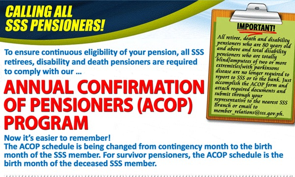 Here is an Easy Guide to Comply with SSS Annual Confirmation of ...