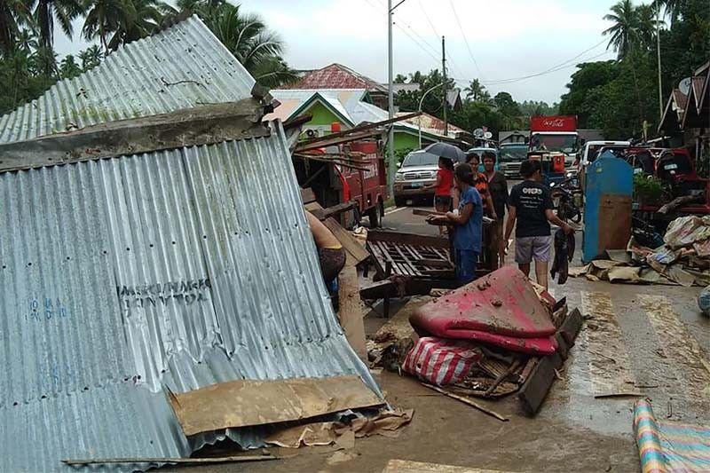 usman calamity