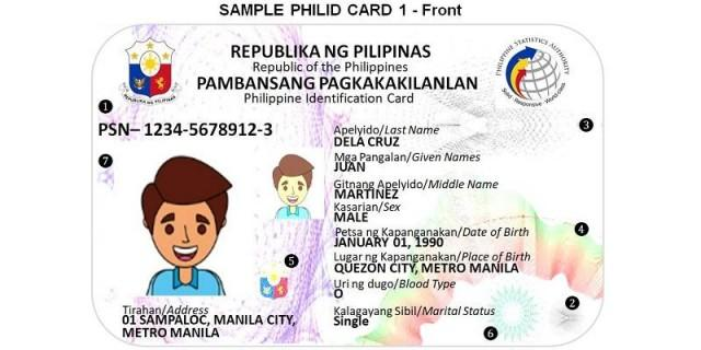 national identification cards